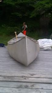 Canoe blog tristan